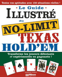 Le guide illustré du No-Limit Texas Hold'em