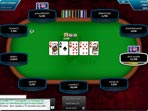 Table Full Tilt Poker sans avatar