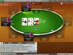 Table PMU Poker sans avatar