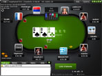 Table Unibet Poker